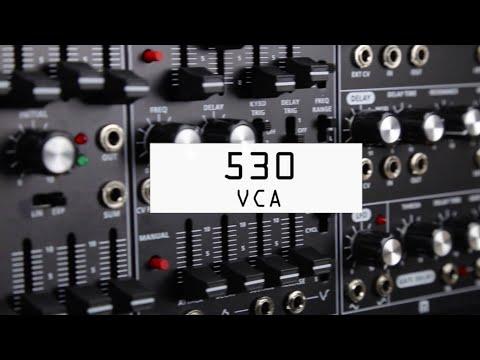 Roland System 500 Modular Synth - 530 Dual VCA Module