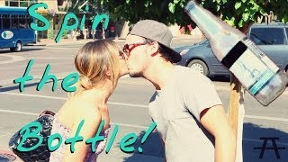 Kissing Prank – Spin the Bottle
