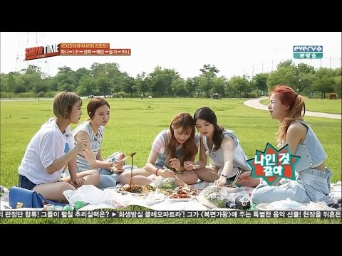 [VIETSUB] EXID's Showtime ep 4 {UP&DOWN TEAM}