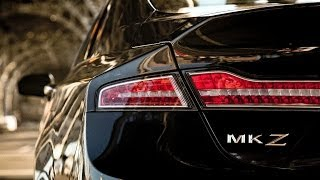 2014 Lincoln MKZ - TestDriveNow.com Review by auto critic Steve Hammes