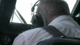 Piloto se duerme en pleno vuelo