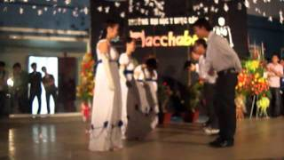 Machabee truong dai hoc y duoc can tho 2011