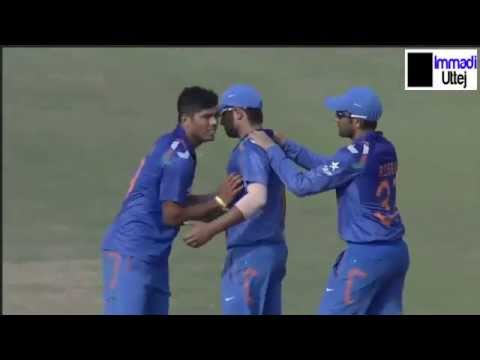 IND Vs BAN  2014 1st Odi Suresh Raina's Awesome Catch.