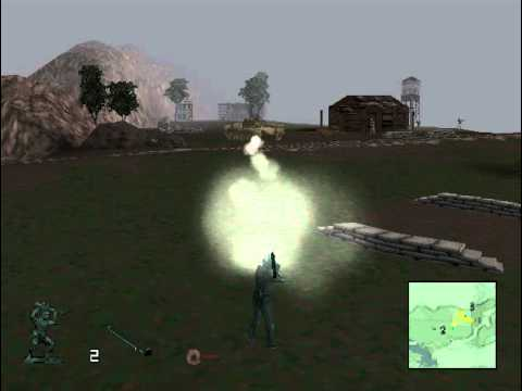 Army Men 3D   biet kich my part 5