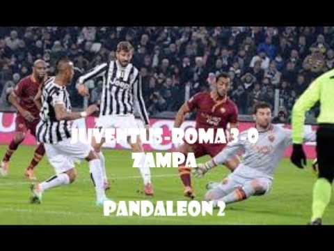 JUVENTUS ROMA 3-0 Commento di CARLO ZAMPA(05\01\2014)