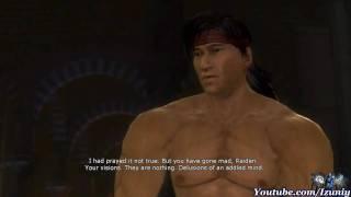 "Mortal Kombat 9 ""Raiden Story Mode"" Chapter 16: Raiden And"