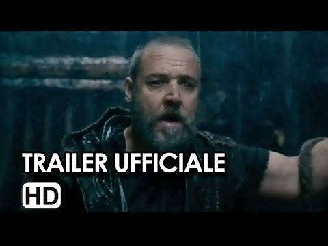 Noah Trailer Ufficiale Italiano (2014) - Russell Crowe, Emma Watson Movie HD