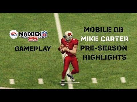 New Madden 25 Gameplay Connected Franchise