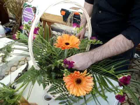 FESTA DA FLOR no MERCADO DE BENFICA-Arranjos Florais