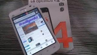 LG Optimus L4 II Tri TV E470- Análise E Testes