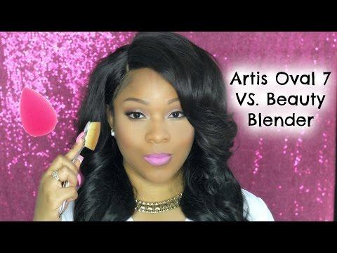 Oval brush 7 artis oval 7 brush first impression for Brush craft vs artis