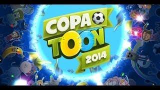 Hora De Aventura Vs Un Show Más /Copa Toon 2014