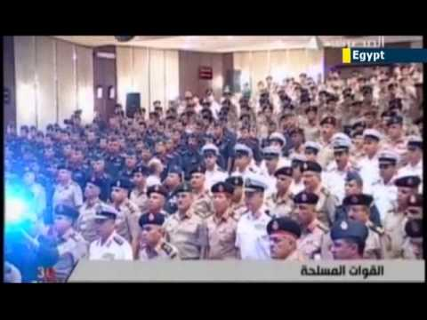 Al-Sisi for President: Egyptian petition calls for military leader al-Sisi to run for the presidency