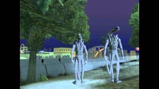 Loquendo GTA San Andreas Especial De Halloween 2011