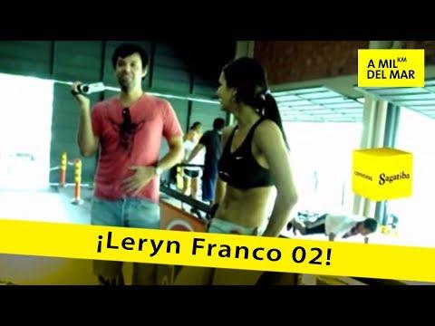 A mil km - Leryn Franco 02