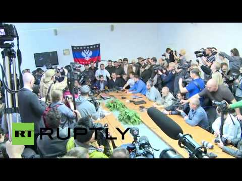 Ukraine: Donetsk People Republic vow to go ahead with referendum