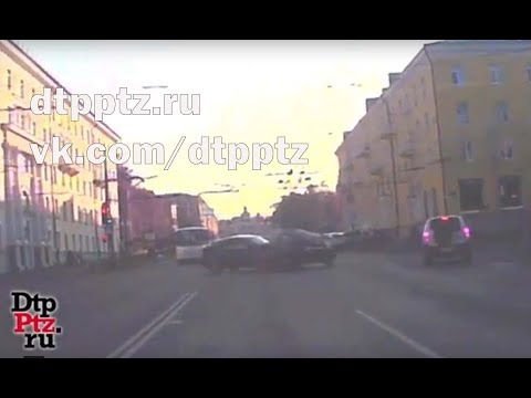 Групповое ДТП на проспекте Ленина