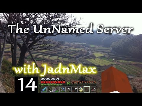 The UnNamed Server #14: Terraced Rice Fields
