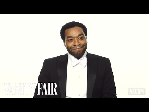 Talking to Chiwetel Ejiofor Behind the Scenes of our Hollywood Issue Cover Shoot