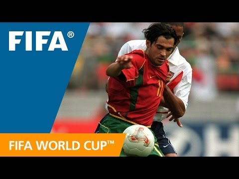 World Cup Highlights: USA - Portugal, Korea/Japan 2002