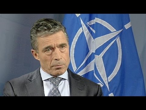 NATO calls on Russia to support the peace process in Ukraine