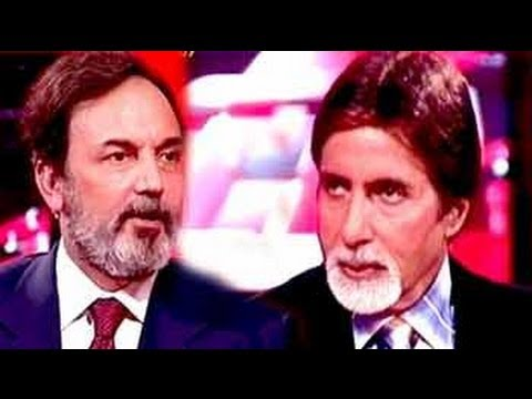 India Questions Amitabh Bachchan (Aired: February 2007)