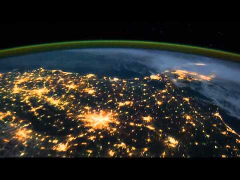 Earth HD| Time Lapse View from Space...Hans Zimmer : Inception Soundtrack - #12 Time