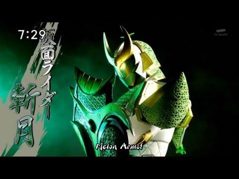 Kamen Rider Gaim ( Gaimu ) Episode 01 New Trailer