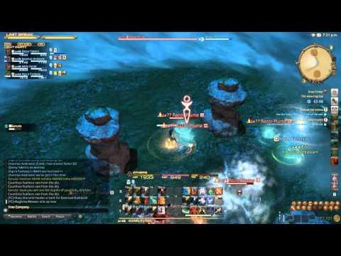 Final Fantasy XIV: ARR - Garuda (Normal) Primal Strategy/Guide