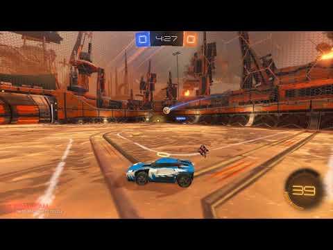 Alt View Rocket league skills