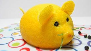 Decoración cocina: Ratón Limón