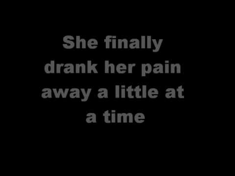 Brad Paisley Ft. Alison Krauss-Whiskey Lullaby(Lyrics on screen)