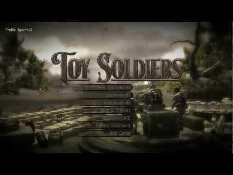 """""""Оцифрованное детство"""" - Обзор Toy Soldiers"""