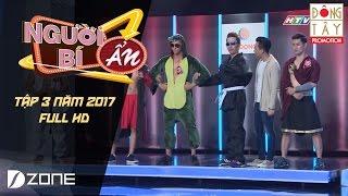 Người Bí Ẩn 2017  | Tập 3 | Vòng 1: Người vật tay vô địch thế giới là ai?