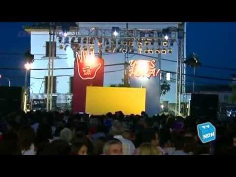 Fiesta Reivindicativa Tren ¡Ya! en Los Pedroches - Presentación