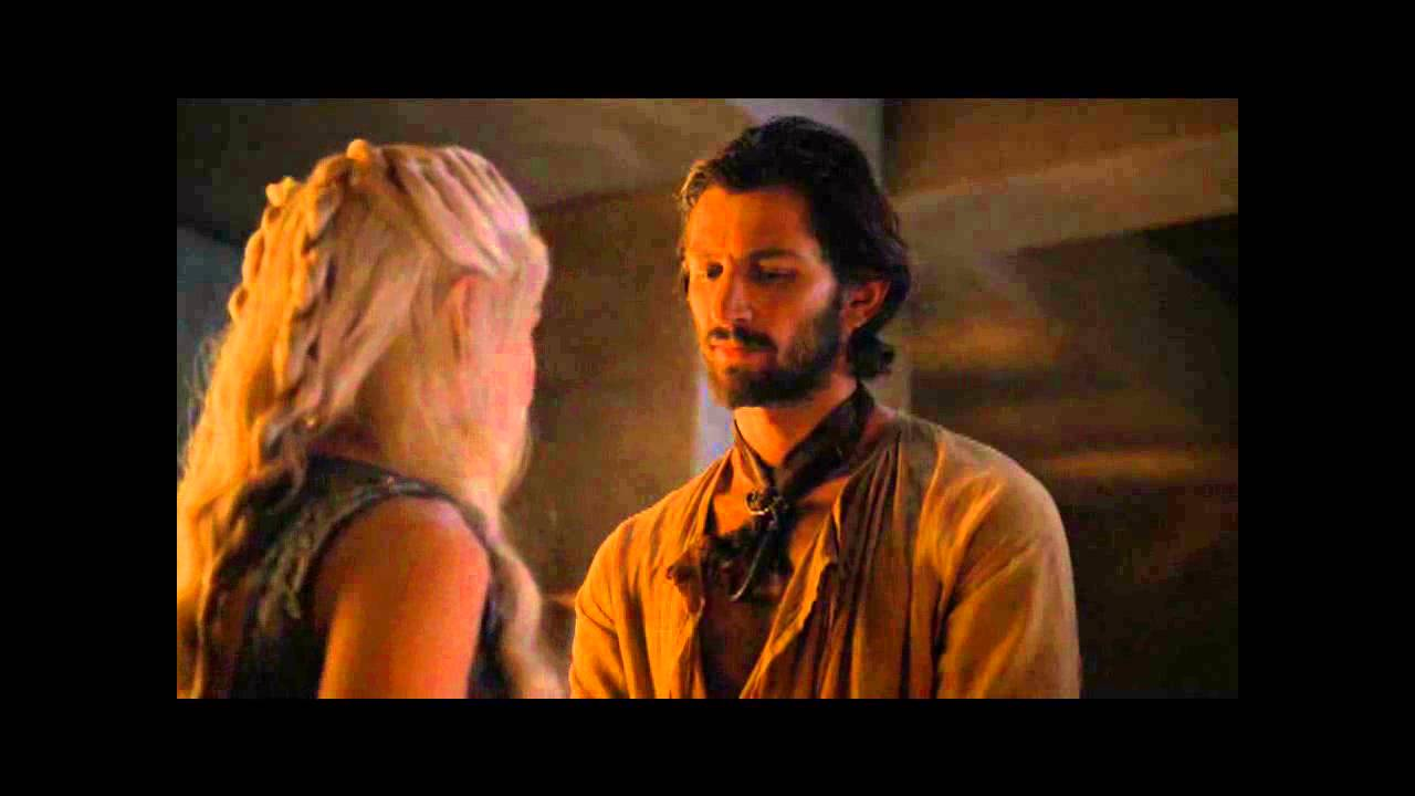 game of thrones daenerys amp daario take off your clothes
