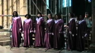 Hallelujah (rufus W)mariage-gospel28