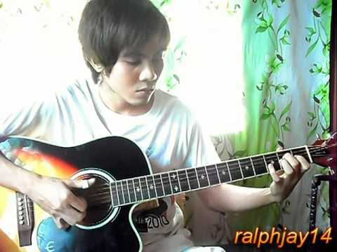 Because I Miss You (Heartstrings OST) - Jung Yong Hwa (fingerstyle guitar cover)