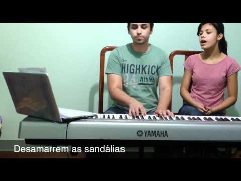 Hinos / cantos para Missa - Comunhão - Desamarrem as Sandálias