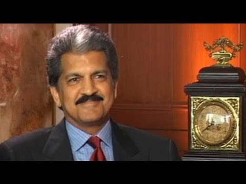 The Unstoppable Indians: Anand Mahindra (Aired: November 2008)