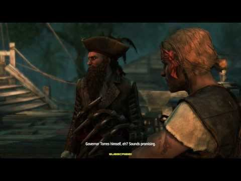 Assassin's Creed IV Black Flag |No Commentary Walkthrough| Ep.33 Nassau, Bahamas January 1717