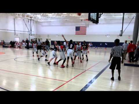 6th Grade Caron Butler Elite vs DTA Devin Harris