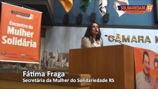 Encontro da Mulher Solidária – Fátima Fraga