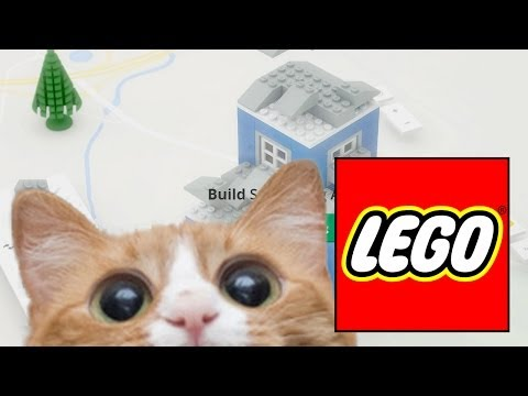 LET'S DO LEGO - Building with Chrome