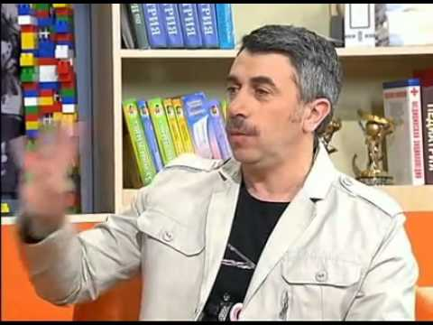 Ротавирус: школа доктора Комаровского