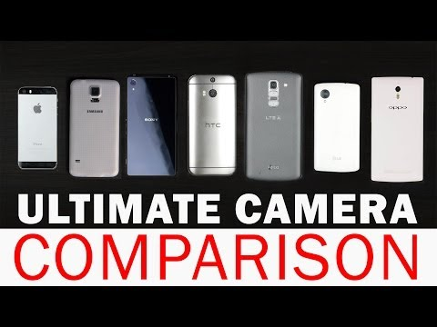 Ultimate Smartphone Camera Comparison