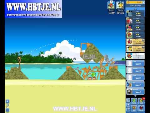 Angry Birds Friends Tournament Level 1 Week 66 (tournament 1) no power-ups