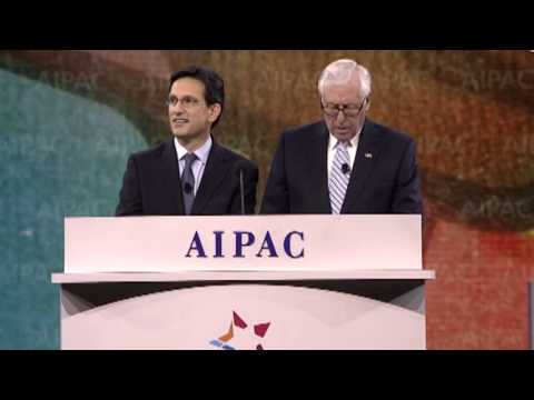 AIPAC 2014: Rep. Eric Cantor & Rep. Steny Hoyer
