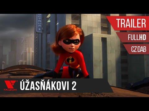 Úžasňákovi 2 - trailer na kino animák