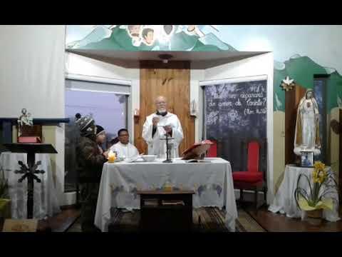 Santa Missa | 27.08.2020 | Quinta-feira | Padre José Sometti | ANSPAZ